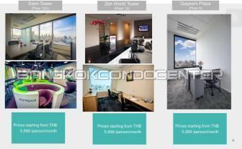 Office Space in Pathum Wan, Bangkok  16777319