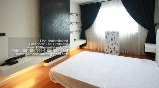 Soi Sukhumvit 67 The One (Sukhumvit 67) for rent, 51 Sq.m., 1bed 22299068