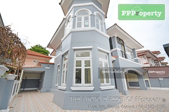 4 Bedroom Detached House in Khlong Luang, Pathum Thani  68721284