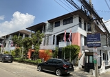 For Sale: ​​Home office in Town in Town village, Soi 7, 3 storey, 4 buildings at the corner  - DDproperty.com
