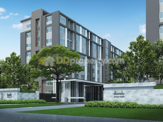 DCONDO CAMPUS RESORT บางนา  7364159