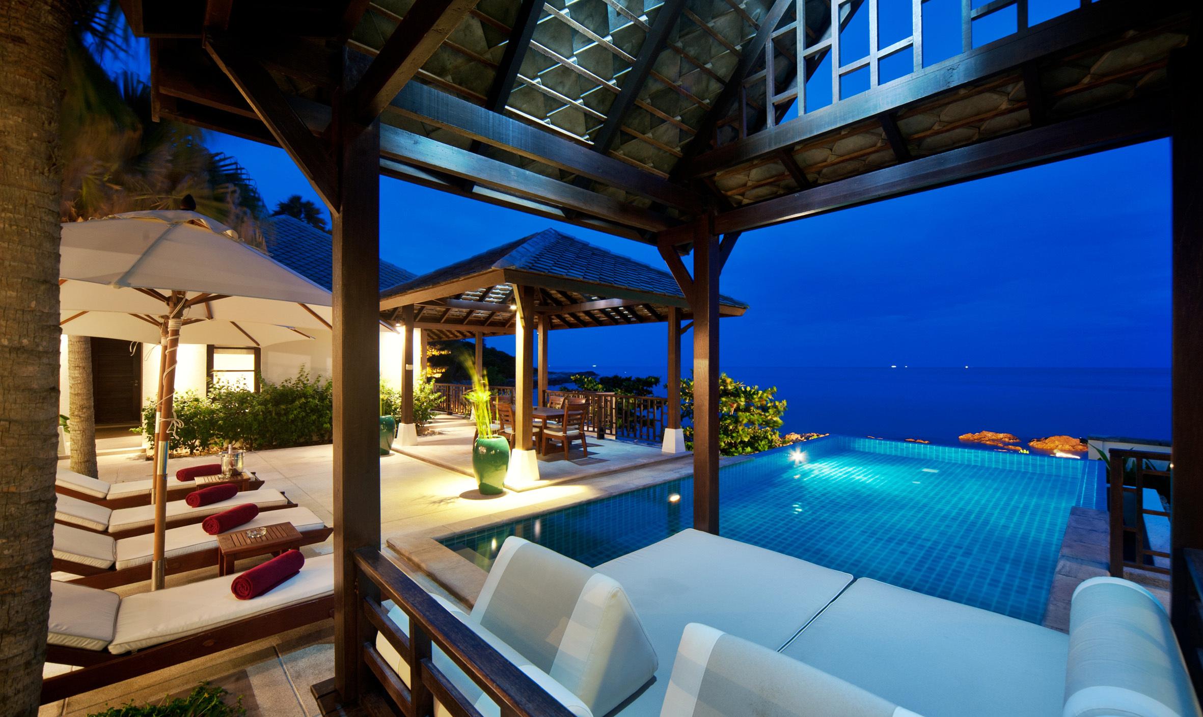 Kanda residences wins top hotel award property for Design hotel koh samui
