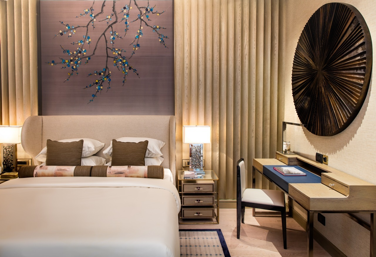 Oriental Bedroom New Project Preview The Residences At Mandarin Oriental Bangkok