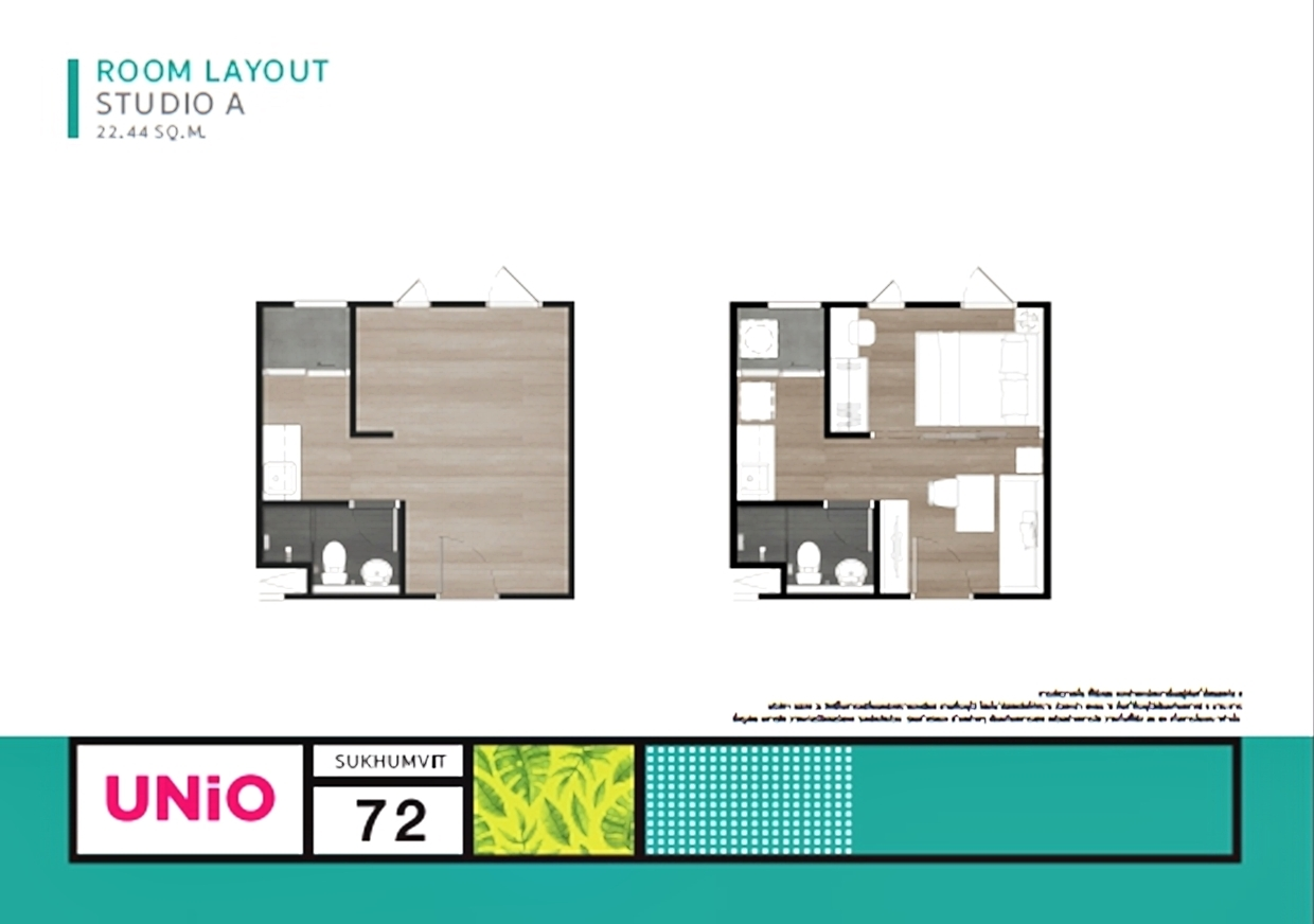 Central Imperial Floor Plan New Project Preview Unio Sukhumvit 72 Ddproperty Com