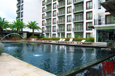 For Rent - Rent Low rise condo with resort style, Ratchada Road