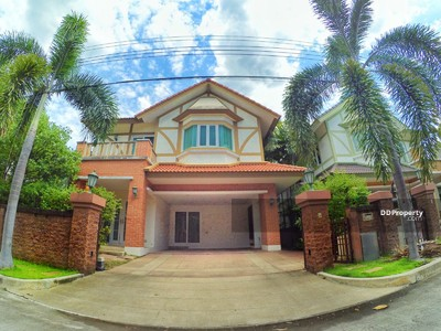 For Sale - บ้านเดี่ยวลัดดารมย์ ปิ่นเกล้า-ราชพฤกษ์ 76. 5 ตรว.
