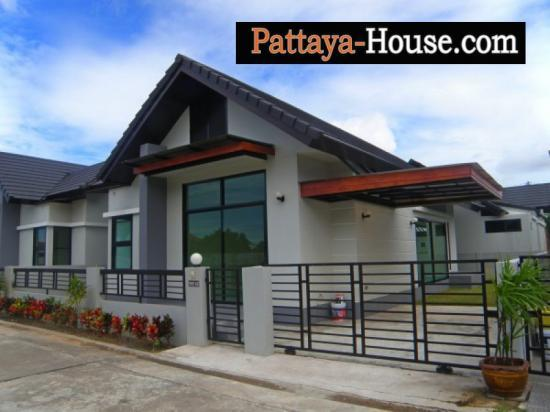 new 2 bedroom house for sale in east pattaya