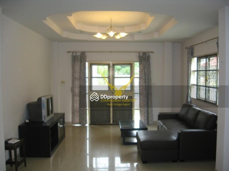 hr 417 house for rent 3 bedrooms 4 bathrooms chang klan muang