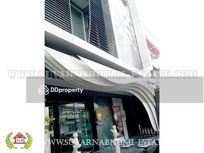 ขาย - ขาย อาคารสำนักงาน6 ชั้น  32 ตารางวา ตกแต่งสวย พร้อมลิฟท์ ถนนประชาอุทิศ