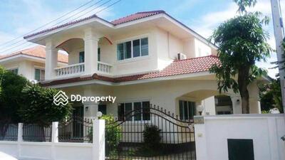 ให้เช่า - ASP0069 ให้เช่าบ้านเดี่ยวสองชั้น 3 ห้องนอน 14, 900 บาทต่อเดือน 59 ตร. ว ใกล้ตลาดศรีอรุณ