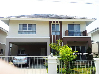 For Rent - A5MG0266 A deatched house for rent with 4 bedrooms, 70 sq. wah near Makro Chiangmai