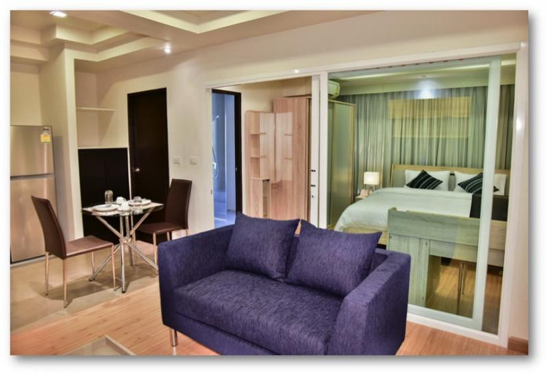 Pet Friendly Apartment In Bangkok New Renovated 1 Bedroom And 2 Bedroom Sukhumvit 34