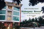 Mahogany Breeze Serviced Apartment Rayong 6, 000-7, 500 baht/month (40 sq. m. )