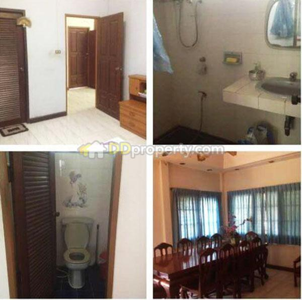 AMR0032 A Detached House For Rent With 3 Bedrooms, 1 Rai