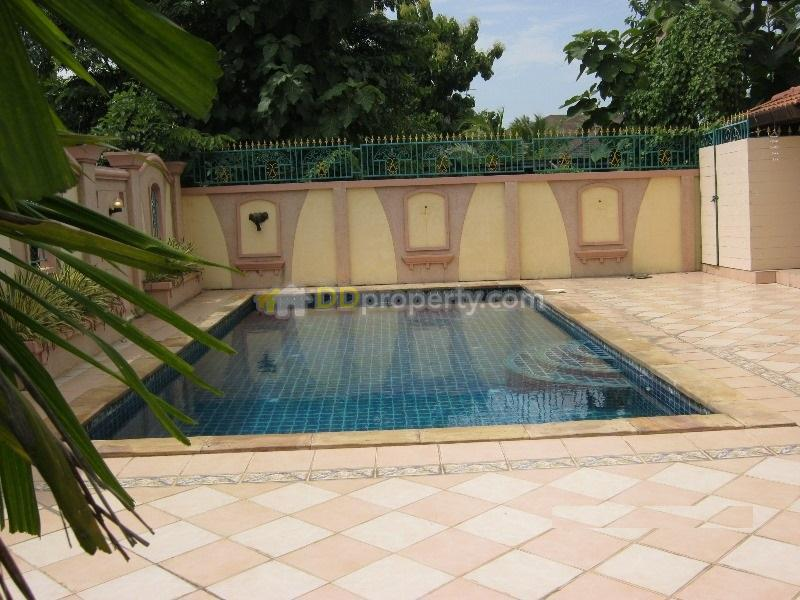 House For Rent With Private Swimming Pool In Sansai Chiangmai 118 San Phra Net San Sai