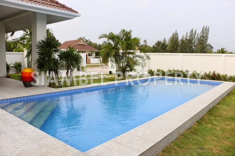 Hua hin property for sale pool villas west of hua hin for 8 villas hua hin