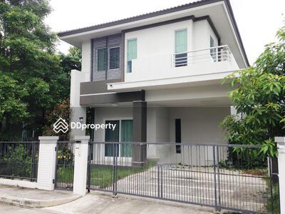 ให้เช่า - A5MG0497 ให้เช่าบ้านเดี่ยว 3 ห้องนอน 2  ห้องน้ำ  เนื้อที่  55  ตรว. ราคา 20, 000 บาทต่อเดือน ใกล้Makro