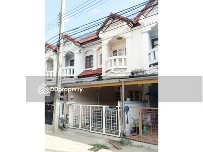For Sale - C3MG0119 ทาวน์เฮ้าส์ขาย ทาวน์เฮ้าส์สองชั้น 2 ห้องนอน 2 ห้องน้ำ ราคา 1. 2 ล้านบาท เนื้อที่ 25 ตร. ว เป็นบ้านในโครงการหมู่บ้าน