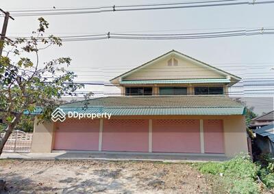 ให้เช่า - ASS0456 ทาวน์เฮ้าส์ให้เช่า 2 ชั้น  4  ห้องนอน  6 ห้องน้ำ ราคา 50, 000 บาทต่อเดือน ใกล้รพ. สันทราย