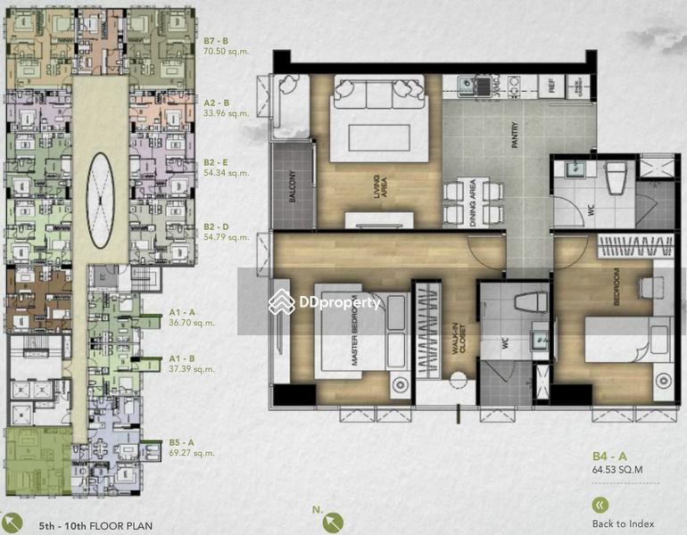 2 bedroom condo in bangkok. 2 bedroom condo in bang rak, bangkok, ถนน สี่พระยา, maha phrutharam, bedrooms, 66 sqm, condos for rent, by นิธิรุตม์ @ vertiq, bangkok