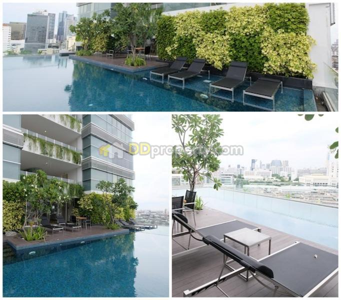 2 Bedroom Condo For Rent Bangkok: 2 Bedroom Condo In Bang Rak, Bangkok, ถนน สี่พระยา, Maha