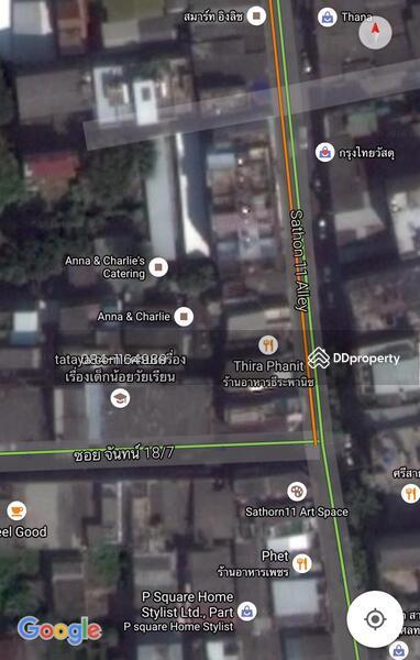 Land in Sathon, Bangkok #23388428