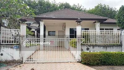 For Rent - 6A40135 ให้เช่าบ้านเดี่ยวชั้นเดียว 2 ห้องนอน 2 ห้องน้ำ พื้นที่ 88 ตร. ว. ราคา 14, 000 บาท/เดือน