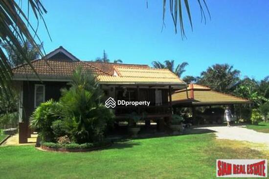 Traditional Thai Hard Wood One Bedroom House For Sale In Krabi, Pak Nam,  Muang Krabi, Krabi, 1 Bedroom, Detached Houses For Sale, By Siam Real  Estate, ...