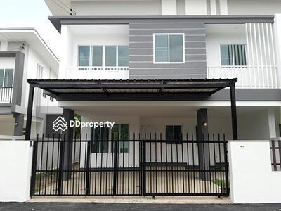 ขาย - C2MG0139 ขายบ้านแฝด 2 ชั้น  4 ห้องนอน 3 ห้องน้ำ   3. 39  ล้านบาท พื้นที่  40  ตร. ว.