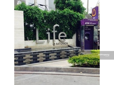 For Rent - Condo for rent at  Life @ Ratchada   , Near   to  MRT Lat Phrao  ( 730 m ) , Bangkok, Thailand