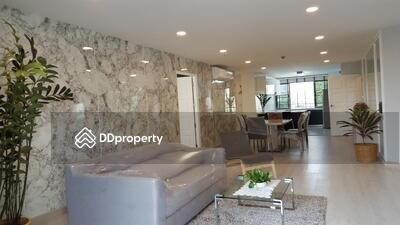 ให้เช่า - คอนโดสุขุมวิทสามห้องนอนสวยตกแต่งใหม่ 190 ตรม. ให้เช่า 50, 000/ด.