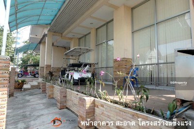 For Sale - ขายอพาร์ทเม้นท์ หอพัก ใกล้อิมพีเรียล สำโรง สรรพาวุธ สมุทรปราการ ถนนรางรถไฟเก่า 112ตร. ว 5ชั้น 43ห้อง