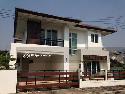 For Rent - A6MG0280 ให้เช่าบ้านเดี่ยว 2 ชั้น 3 ห้องนอน 3 ห้องน้ำ พื้นที่ 52 ตรว. ใกล้ตลาดหนองหอย ราคาเช่าเดือนละ 20, 000 บาท