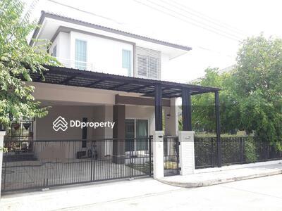 ให้เช่า - A5MG0742 ให้เช่าบ้านเดี่ยว 2 ชั้น 3 ห้องนอน 2 ห้องน้ำ พื้นที่ 55 ตรว. ใกล้พรอมเมลาดา ราคาเช่าเดือนละ 25, 000 บาท