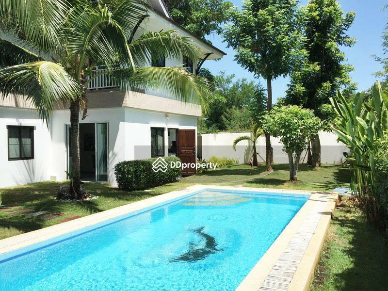 3 Bed Villa for Sale in Khao Tao, Hua Hin With Garden, Mountain ...