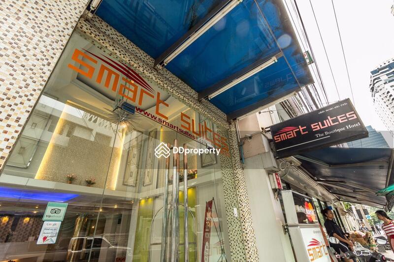 Smart Suites, The Boutique Hotel for Sale Sukhumvit 11