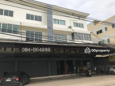 For Sale - ขายตึกแถว 3 ชั้น 4 คูหา ริมถนนเทียนทะเล20 คูหาละ 4. 5 ล้าน