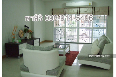 For Sale - ขาย ทาวน์โฮม นอร์ธเทิร์นโนวา รังสิต 28. 3 ตรว. 3 ห้องนอน 3 ห้องน้ำ เป็นบ้านตัวอย่าง สภาพใหม่ที่สุดและทำเลดีที่สุด