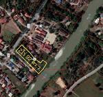 ขายที่ดินจังหวัดสุพรรณบุรี อำเภอบางปลาม้า ติดถนน3351 เนื้อที่2ไร่ 92ตร. ว