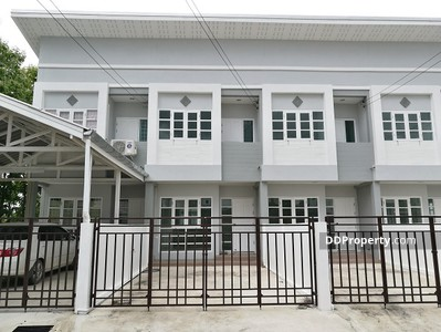 For Rent - AHD0481 ให้เช่าทาวน์เฮ้าส์ 2 ชั้น 2 ห้องนอน 2 ห้องน้ำ พื้นที่ 18 ตรว. ใกล้กาดฝรั่ง ราคาเช่าเดือนละ 10, 000 บาท