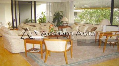 For Rent - Children Dreaming Place Garden apartment 4 Bedroom for rent in Sathorn Bangkok SalaDaeng BTS 1412762