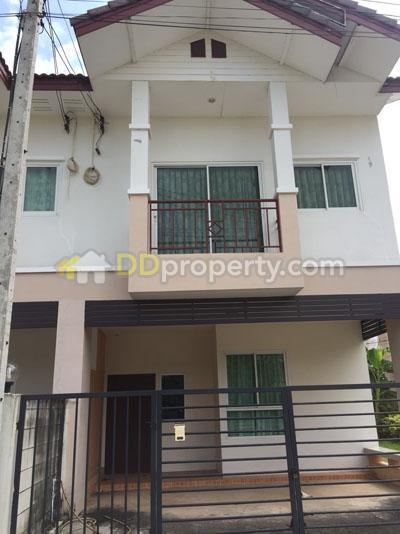 3a5mg0212 Townhouse For Rent With 3 Bedrooms 2 Bathrooms 6 Hua Thale Muang