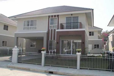 ให้เช่า - A5MG0958  ให้เช่าบ้านเดี่ยว 2 ชั้น มี 4 ห้องนอน 4 ห้องน้ำพื้นที่ 70 ตรว. ราคา   15, 000 บาทต่อเดือน
