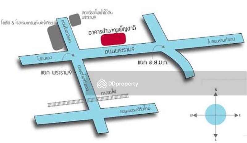 Office Space in Huai Khwang, Bangkok #46665224
