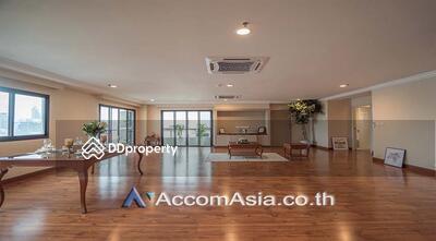 ให้เช่า - Comfortable for living apartment 3 Bedroom for rent in Sukhumvit Bangkok Asok BTS 10175