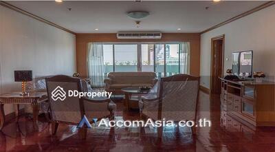 ให้เช่า - A Classic Style apartment 4 Bedroom for rent in Sukhumvit Bangkok Asok BTS 1004901