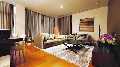 For Rent - The Sukhothai Residences, For Rent Duplex 3 Bedrooms