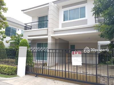 ขาย - House for rent, The grand on rama2 road 53 sqw, 3 beds, 2 beds 25, 000 per month or sale 8. 5 MB