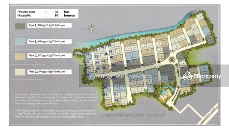 Baan Sansiri Sukhumvit 67 - Project Plan