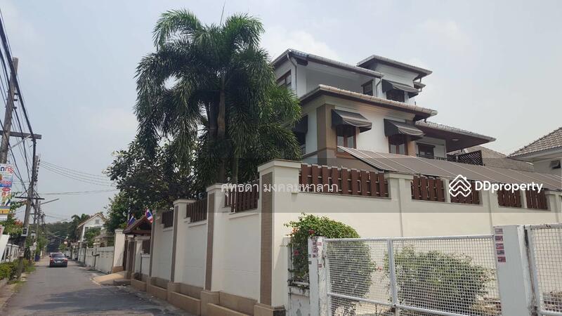 ขายบ้านเดี่ยว  3  ชั้น  ม.ปัฐวิกรณ์ 2  รามอินทราซ.44  นวลจันทร์  บึงกุ่ม  กรุงเทพ #65191632